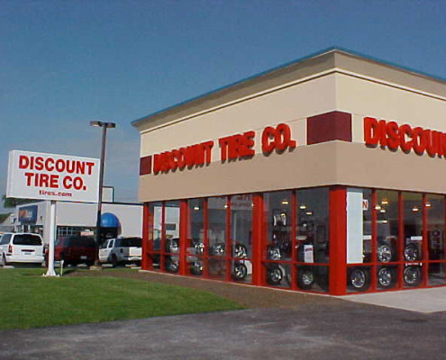 discount tire franchise